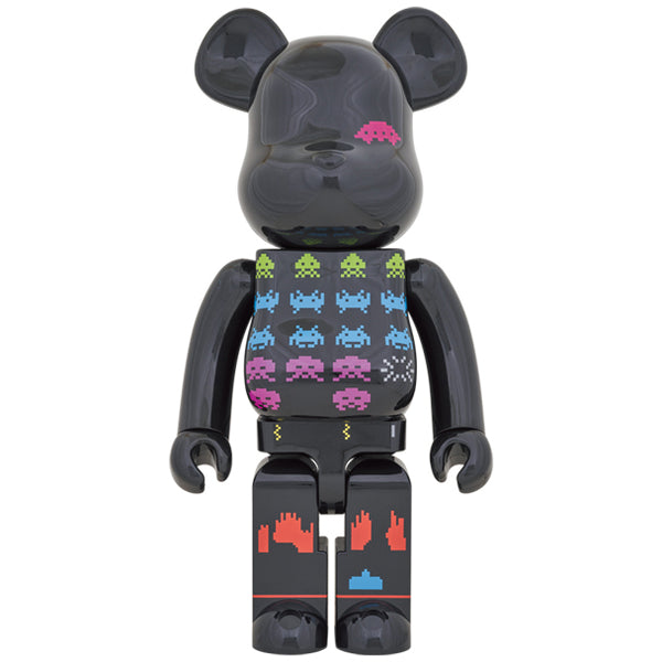 SPACE INVADERS 1000% BE@RBRICK
