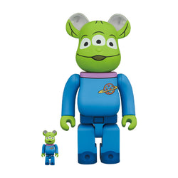 ALIEN BE@RBRICK 400% + 100% SET