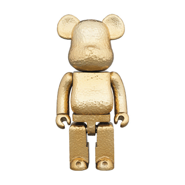 ROYAL SELANGOR 400% BE@RBRICK GOLD COLOR VERSION