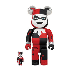 Harley Quinn (Batman the Animated series) #6 400% + 100% BE@RBRICK