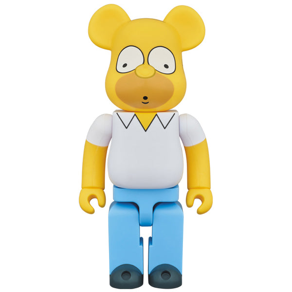 HOMER SIMPSON 1000% BE@RBRICK