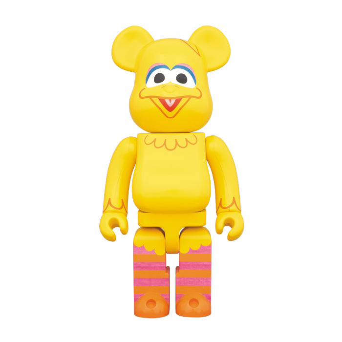 BIG BIRD 1000% BE@RBRICK