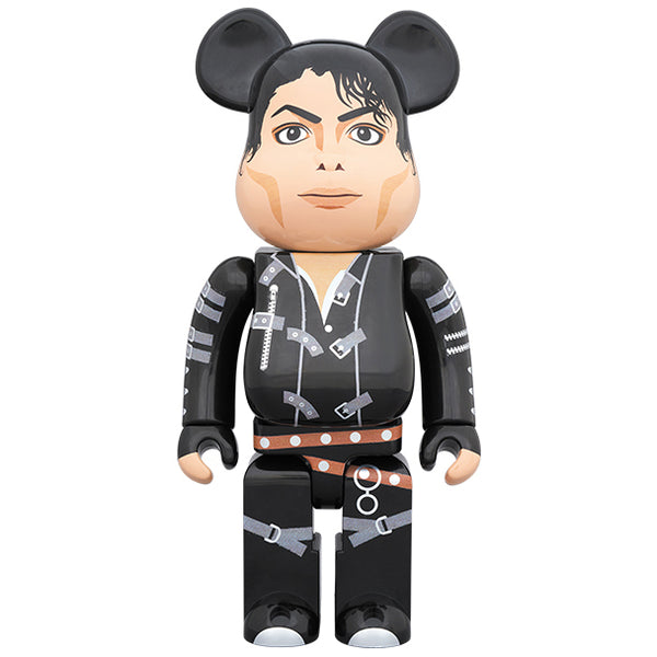 "Michael Jackson ""BAD"" 1000% BE@RBRICK"