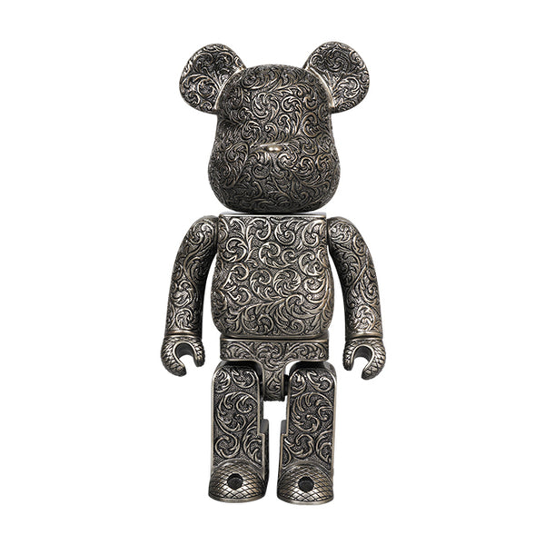 ROYAL SELANGOR ARABESQUE BLACK 400% BE@RBRICK