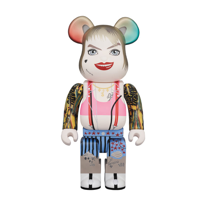 Harley Quinn Birds of Prey BE@RBRICK 400%