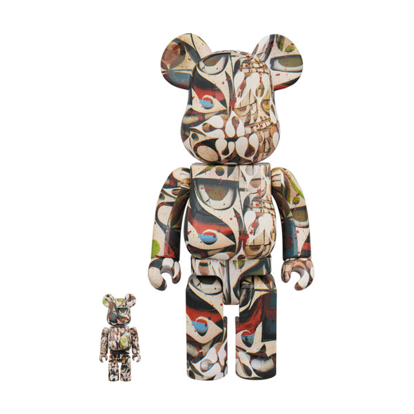 Phil Frost 400% Be@rbrick