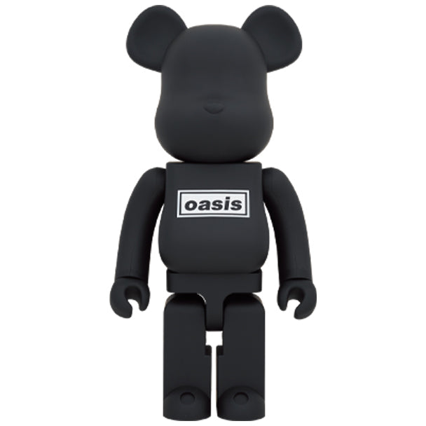 Oasis Black Rubber Coating 1000% BE@RBRICK