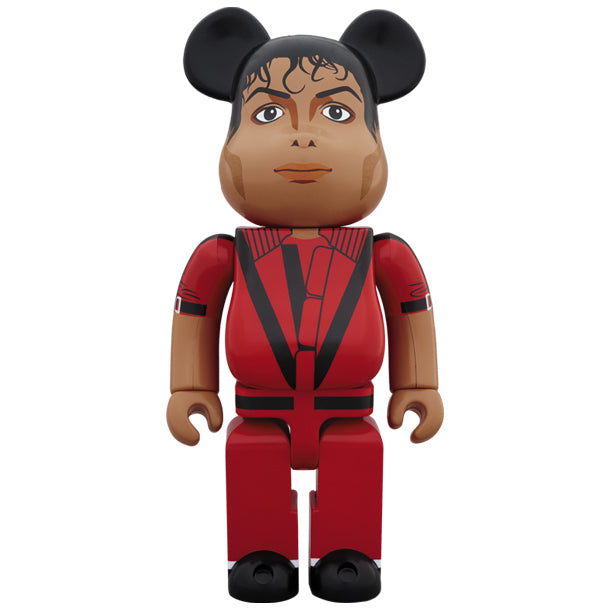 Michael Jackson Red Jacket 1000% BE@RBRICK
