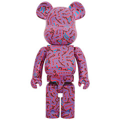 KEITH HARING #2 1000% BE@RBRICK [PRE-ORDER ONLY]