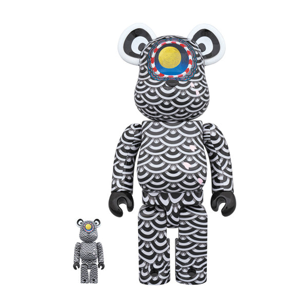 Yasuto Sasada × Ground Y 400% Be@rbrick
