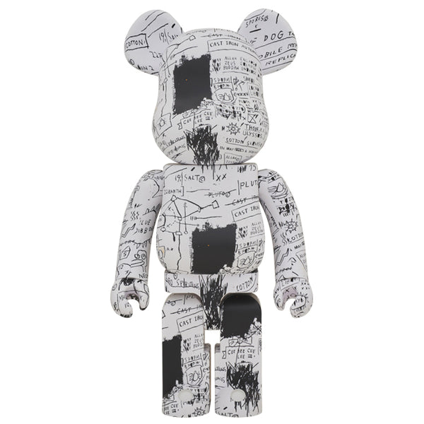BE@RBRICK Jean Michel Basquiat #3 1000%