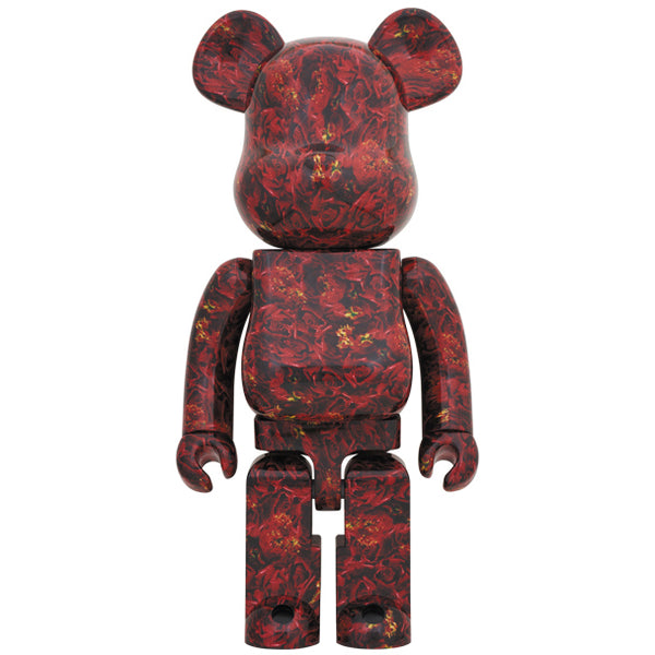 Mika Ninagawa Leather Rose 1000% BEARBRICK