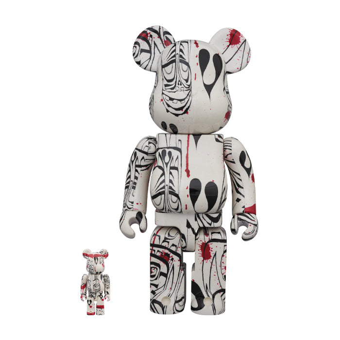 Phil Frost BE@RBRICK 100% & 400% (2019 version)