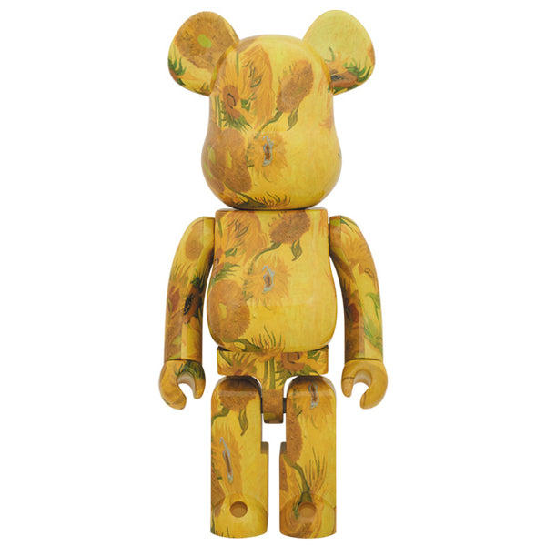 Van Gogh Museum Sunflowers 1000% BE@RBRICK