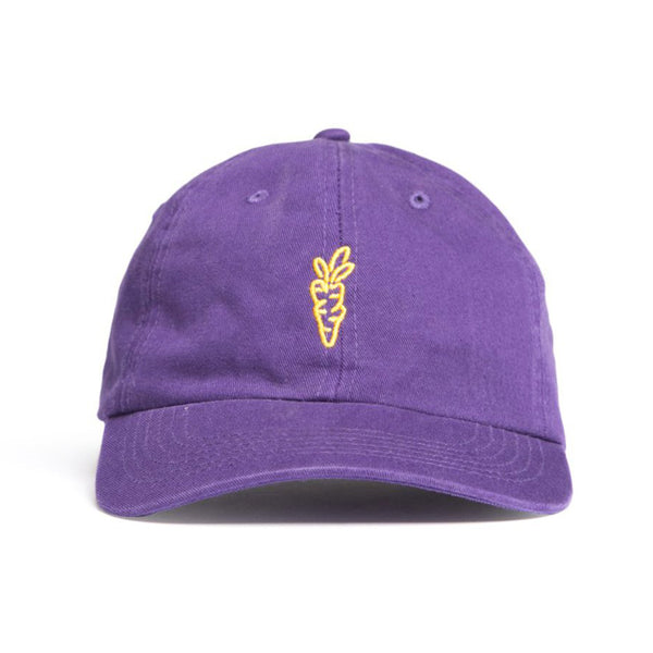 Signature Dad Hat - Purple