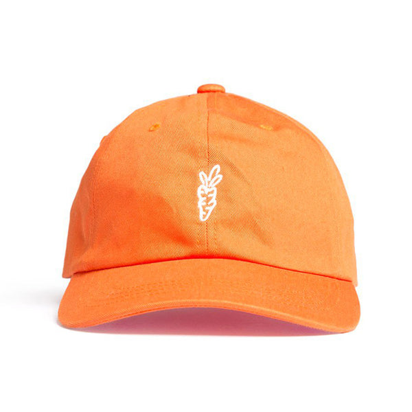 Signature Dad Hat - Orange