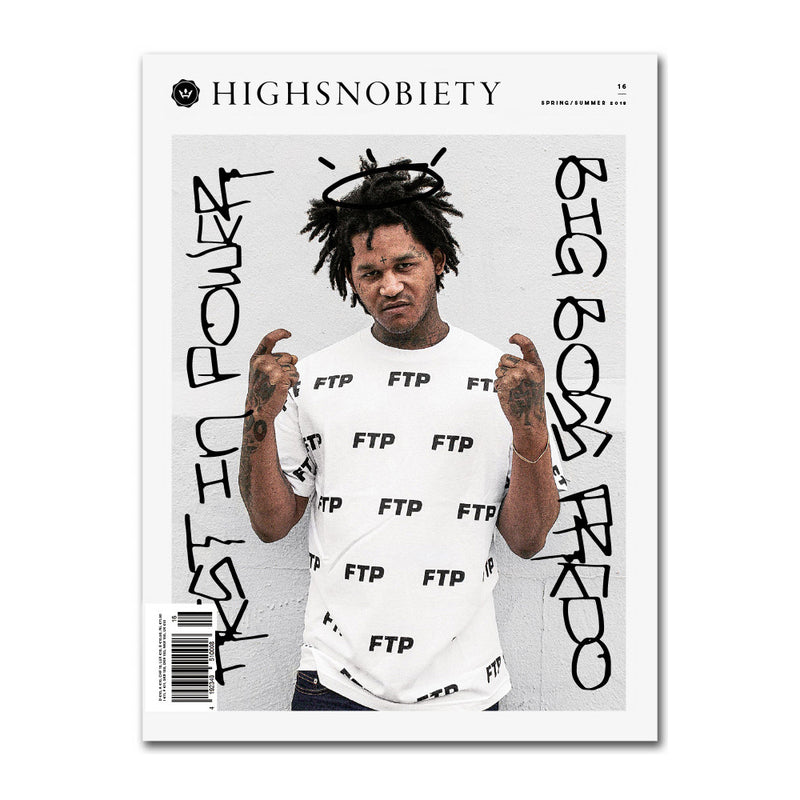 Highsnobiety Magazine - Issue 16