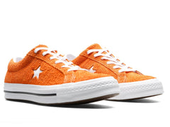 One Star OX - Bold Mandarin/White/White