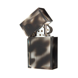 HARD EDGE MARBLE LIGHTER - GRAY