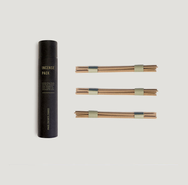 INCENSE STICKS: SANDALWOOD