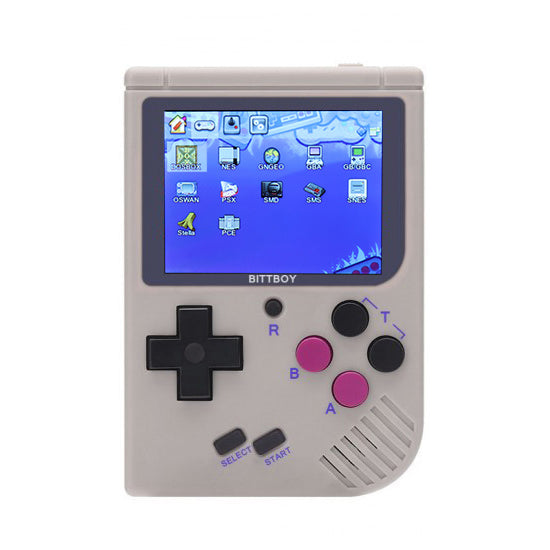 SFC Retro Video Game Handheld V3 - Grey