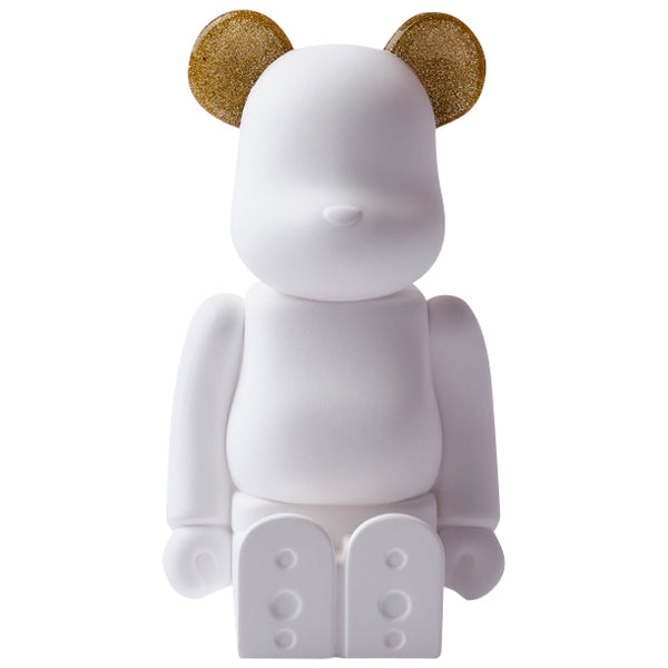 Bibliotheque Blanche x Medicom BE@RBRICK Aroma Ornament #09 Galaxy - Gold