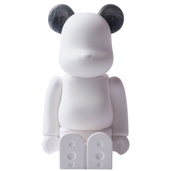 Bibliotheque Blanche x Medicom BE@RBRICK Aroma Ornament #09 Galaxy - Silver