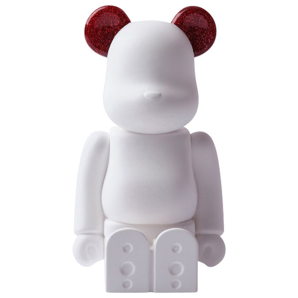Bibliotheque Blanche x Medicom BE@RBRICK Aroma Ornament #09 Galaxy - Red