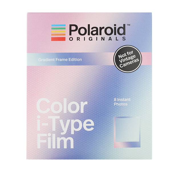 Color i-Type Film Gradient Frame Edition