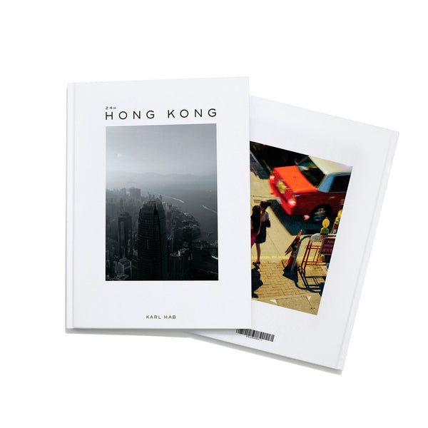 24H HONG KONG BOOK
