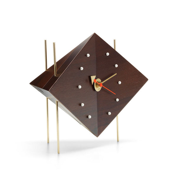 Diamond Clock by George Nelson