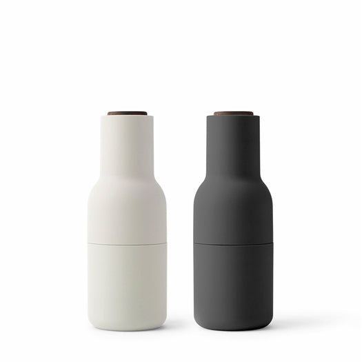 Bottle Grinders Set - Ash & Carbon