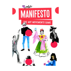 Manifesto - The Art Movements Game