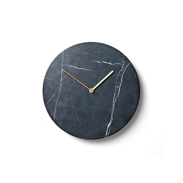 Marble Wall Clock (2 Colors)
