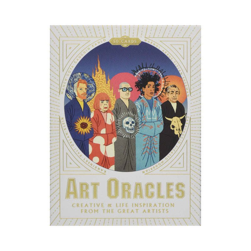 Art Oracles - Creative & Life Inspiration from the Great Artists
