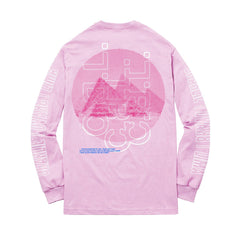 Pink Charlie Long Sleeve Shirt