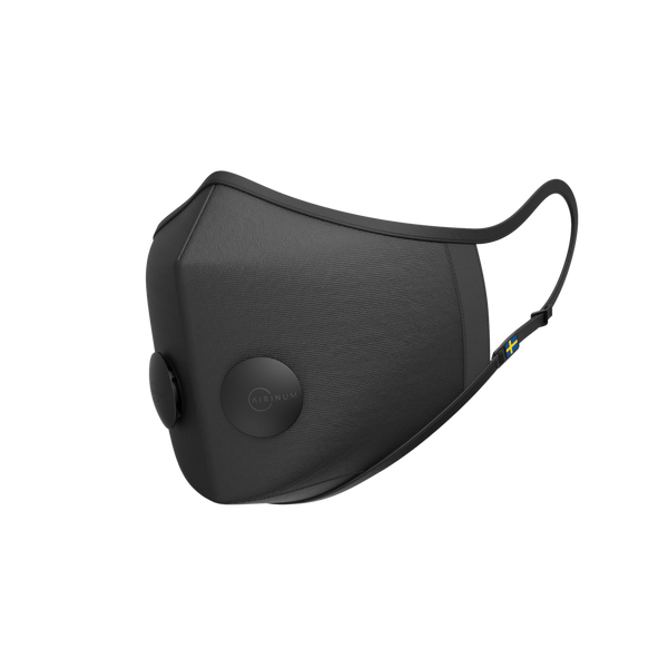 URBAN AIR MASK 2.0 - Black