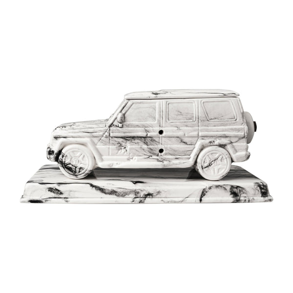 G Wagon Incense Holder - Marble