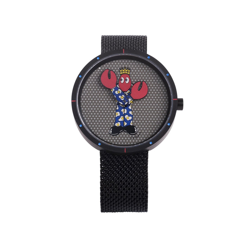 ANICORN x PHILIP COLBERT AUTOMATIC LOBSTER WATCHES
