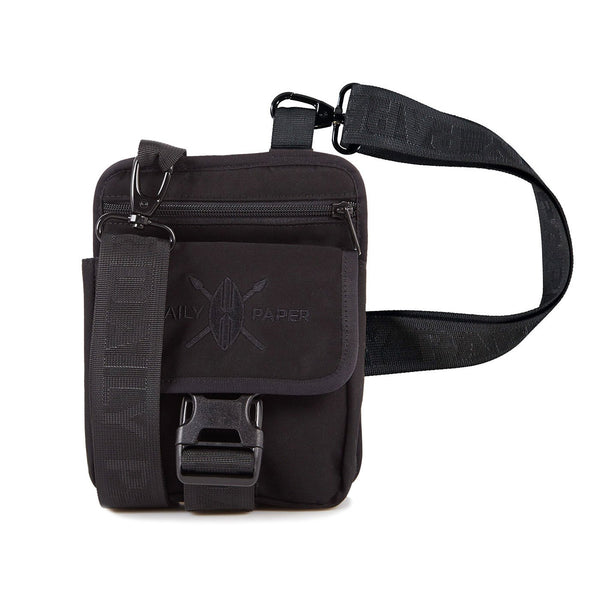 Black Passport Bag