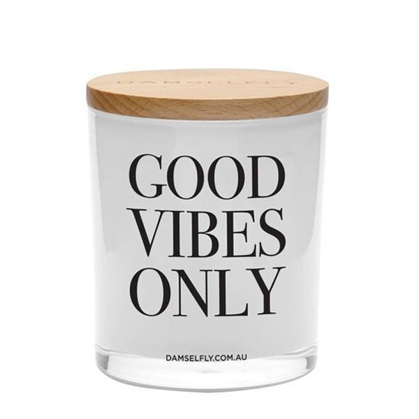 GOOD VIBES - XL CANDLE