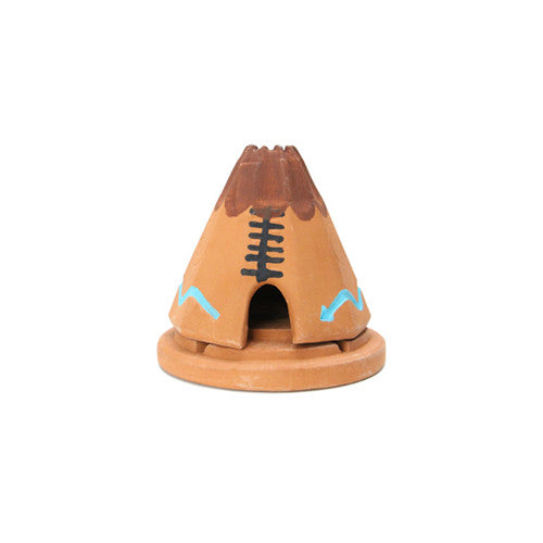 Teepee Incense Burners