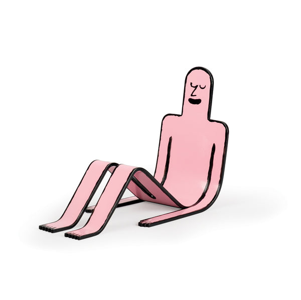 Jean Jullien Bill the Bookend Napper