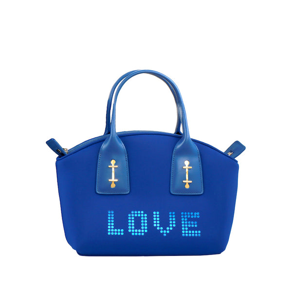 Joy Handbag - Blue