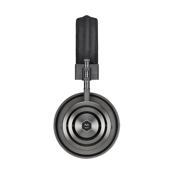 MH30 Gunmetal Foldable On Ear Headphones