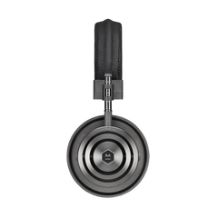 MH30 Gunmetal Foldable On Ear Headphones - Woawstore  - 1