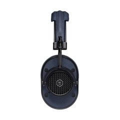 MH40 Navy Over Ear Headphones - Woawstore  - 1