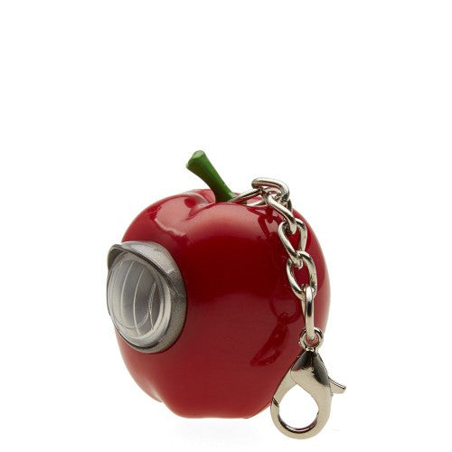 Red Gilapple Light Keychain