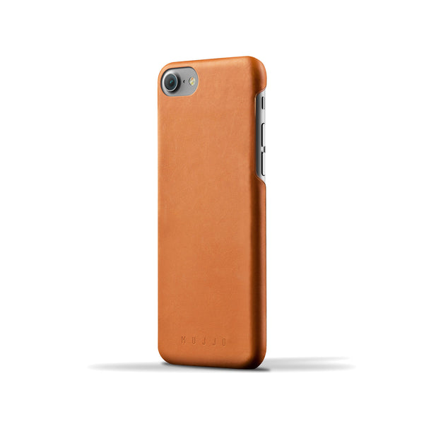 Tan Leather iPhone 7/8 Case