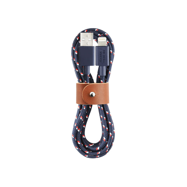 Nautical Apple-Lightning 1.2M Belt Cable